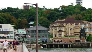 ぶらり江の島(弁天橋)