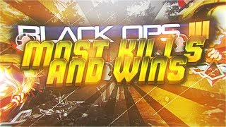 CALL OF DUTY BLACK OPS 3 MULTIPLAYER #1 MOST KILLS AND WINS EVER IN BO3!