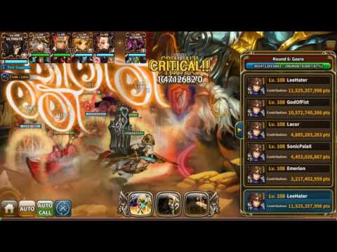 Dragon Blaze Global EU Guild Adventure 261B