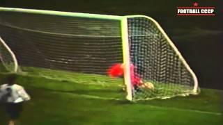 1/16 Кубок УЕФА 1990/1991 Торпедо Москва-Севилья 3-1