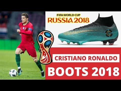 7ffa6a8ca05 Cristiano Ronaldo Shoes For Russia Fifa world Cup 2018 | New Nike ...