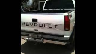 Camioneta Silverado en VENTA