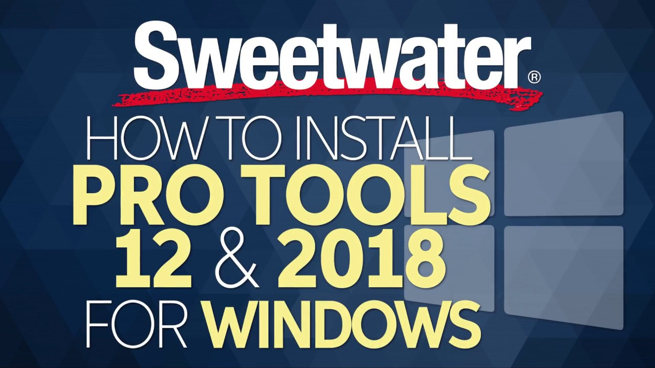 Pro Tools Download and Install Guide | Sweetwater