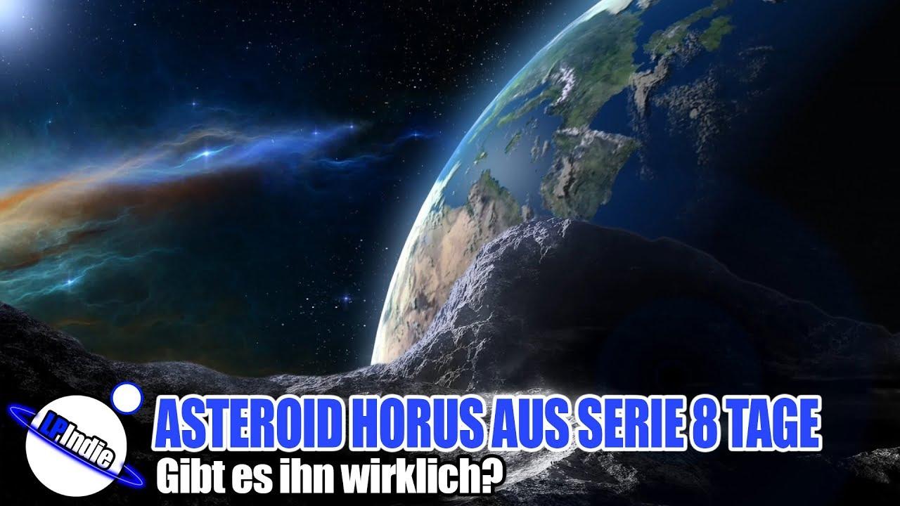 Asteroid Horus