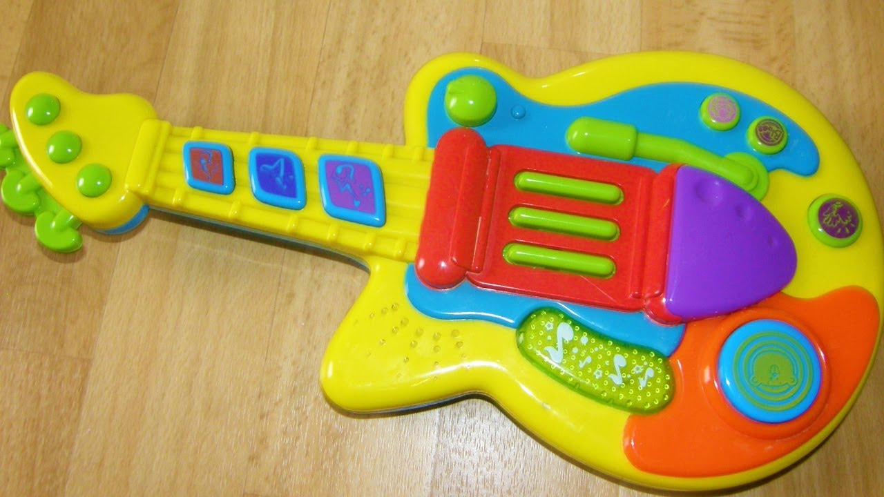 Babies R Us Little Rock Star Guitar by Bruin