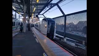 横須賀線 武蔵小杉駅自動放送・発車メロディ