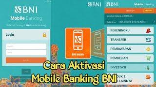 Download Cara Aktivasi Mobile Banking BNI Mp3 and Videos