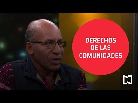 Derechos de las comunidades indígena y afromexicana