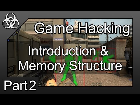 Game Hacking #1 - Introduction / How to start & Memory Addresses & Structures Part 2