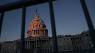 US gov't shutdown: Federal employees get furlough, essential services stay on