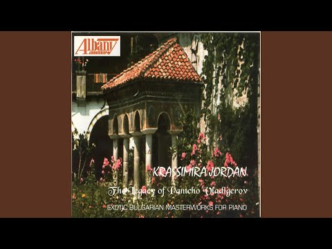 "Bulgarian Rhapsody, Op. 16, ""Vardar"" (version for piano)"