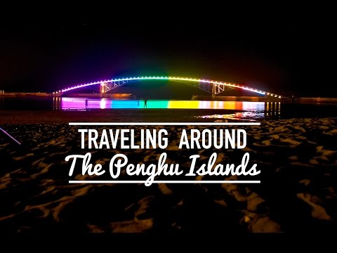 Traveling Around Taiwan - Penghu Islands