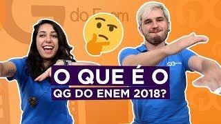 QGNIANOS: O QUE É O QG DO ENEM 2018