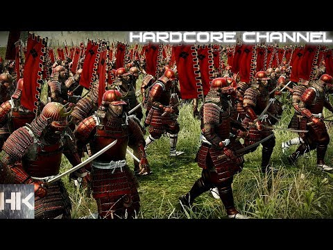 Shogun 2 Total War - прохождение - Legend - Ikko Ikki =3= Удар тигра