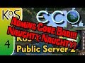 Eco Ep 4: WHEN ADMINS GO BAD - Multiplayer - Voxel Builder/RPG - Let's Play