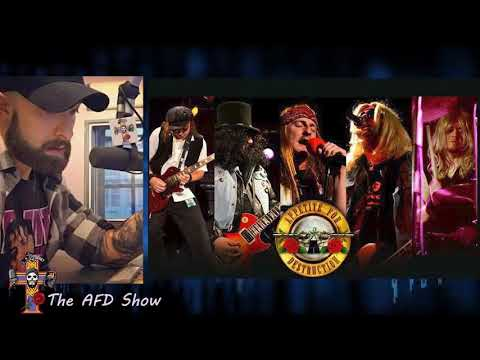 Appetite For Destruction, Guns N' Roses Tribute Band – Appetite for Distortion Ep. 61