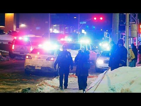 Attaque terroriste contre une mosquée de Québec : six morts