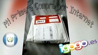 Mi Primera Compra por Internet!! Igogo.es (Guatemala)