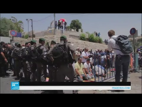 حماس تدعو إلى -يوم غضب ونفير- نصرة للأقصى