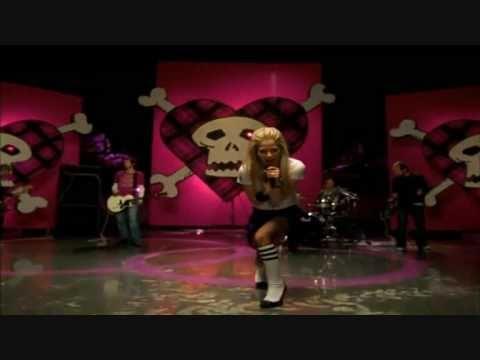 Avril Lavigne - Dancing Crazy (by Miranda Cosgrove)