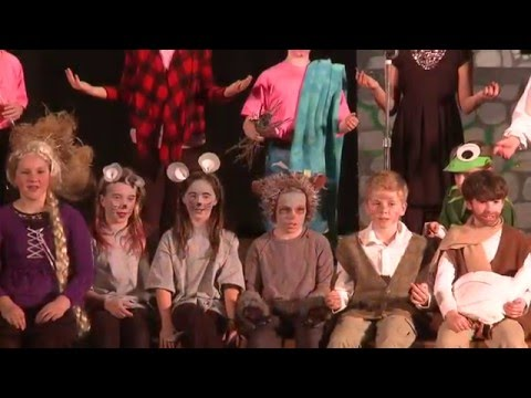 Duffy Elementary 5th Grade Musical: Character Matters*