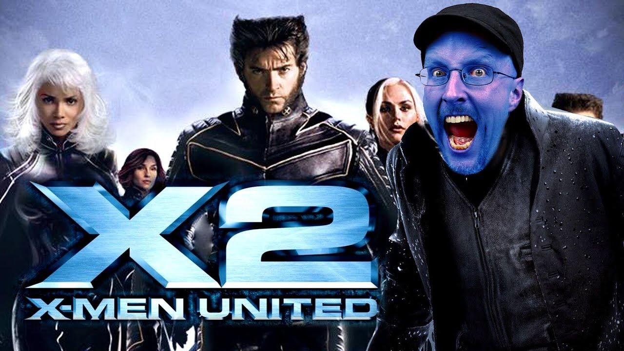 X2: X-Men United - Nostalgia Critic image