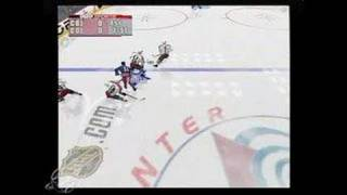 NHL FaceOff 2003 PlayStation 2 Gameplay_2002_10_25_1