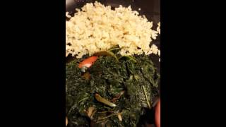 Healthy living: Exciting Spinach Shake & Kale lunc Thumbnail