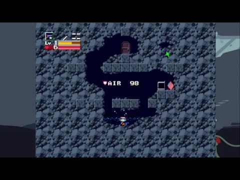 Cave Story WIth Snoman and Calcium - JUFORADE