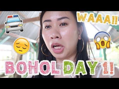 FIRST DAY IN BOHOL!! Ang Pinaka KINAKATAKUTAN Ko!! | Chinkytita