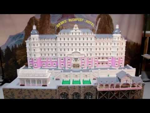 THE GRAND BUDAPEST HOTEL - LEGO STYLE | Watch it now on Digital HD
