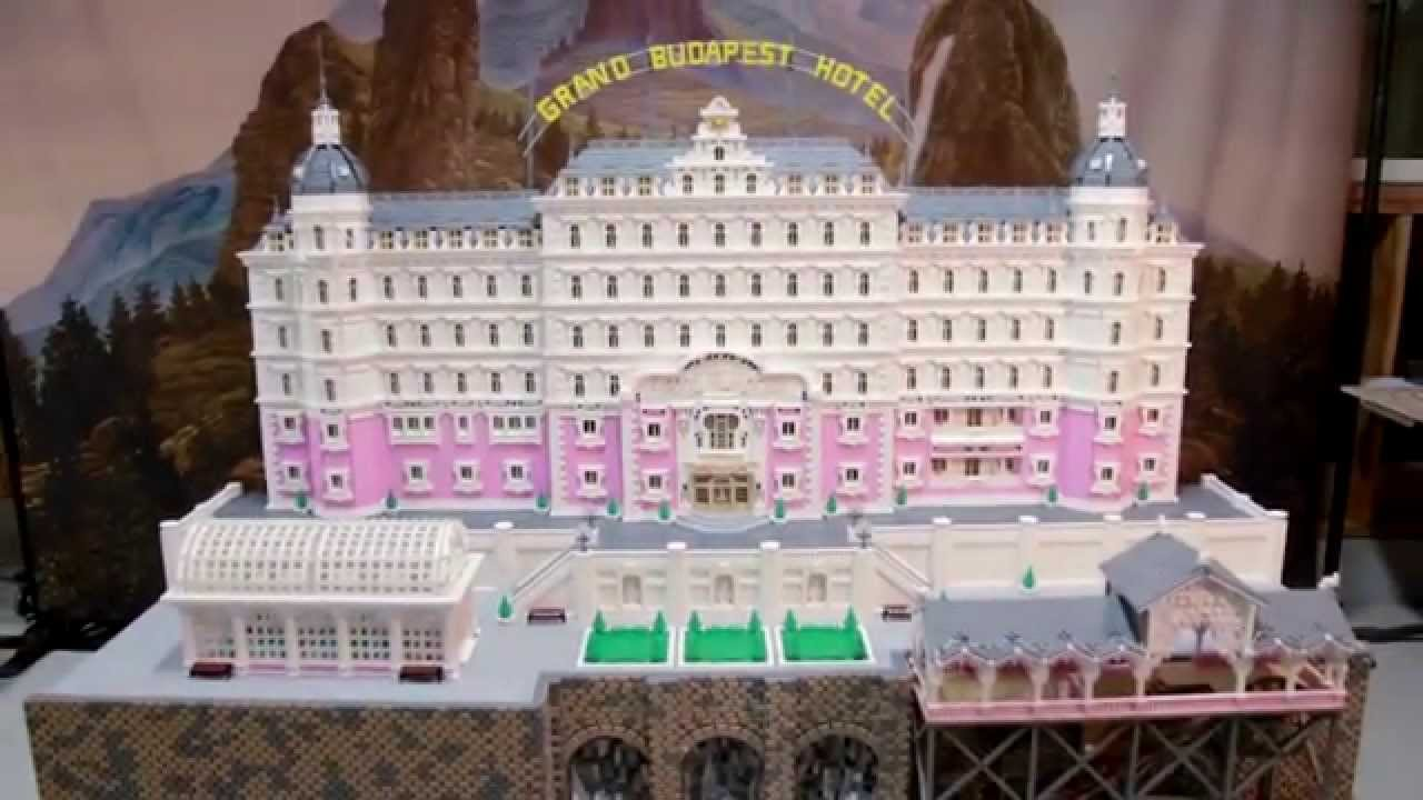 The Grand Budapest Hotel Lego Style Watch It Now On Digital Hd