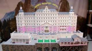 THE GRAND BUDAPEST HOTEL - LEGO Style!