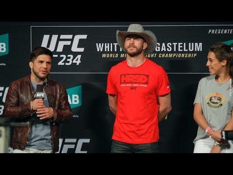 UFC 234 Fan Q&A: Donald Cerrone Predicts Second-Round Head Kick KO of Conor McGregor