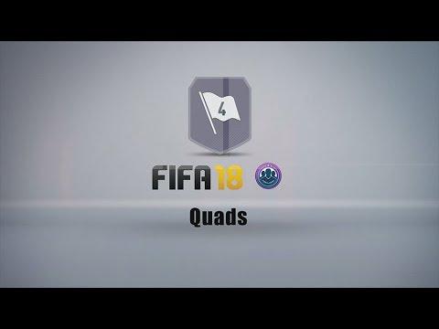 FIFA 18 SBC - Hybrid Nations (Quads)