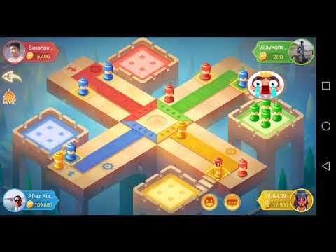 Ludo Dream   Online 4 Player   Win 1st