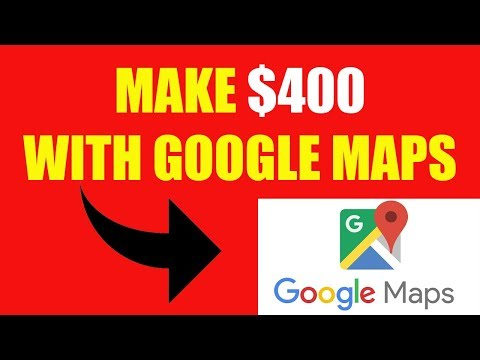 Earn Full Time Income With Google Maps (Working Method 2019)