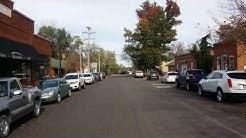 Downtown Rocheport, Missouri