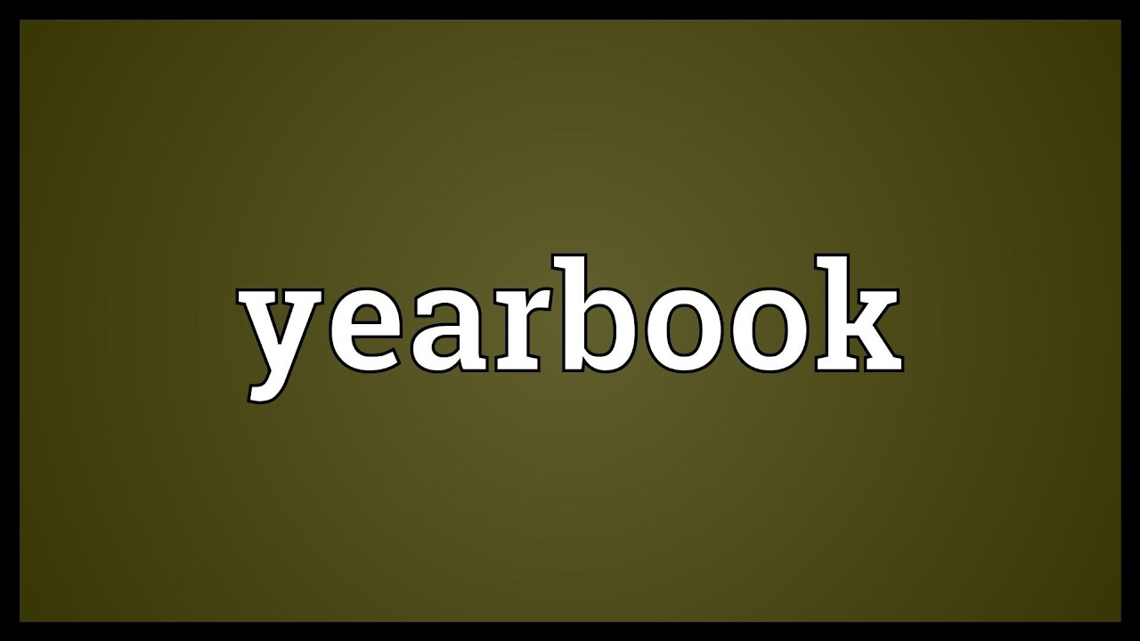 Image result for yearbooks definition