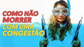 CONGESTÃO PODE MATAR?