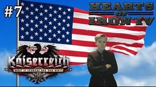 HoI4 - Kaiserreich - United States of Democracy - Part 7