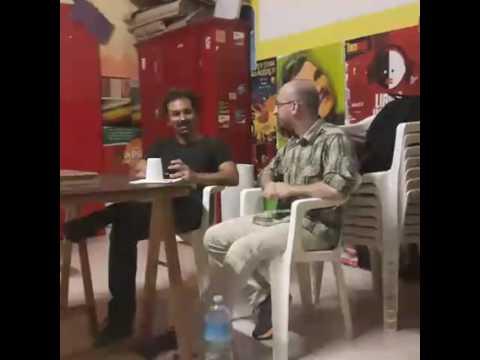 """Mario Raciti presenta """"Piombo, polvere e sangue"""""""