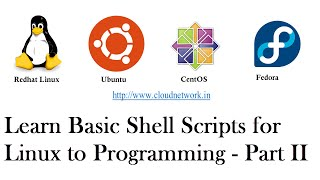 basic shell scripting 5 shell scripts for linux newbies to learn shell programming – part ii by editor | published: july 16, 2013 | july 16, 2013 download your free ebooks now.