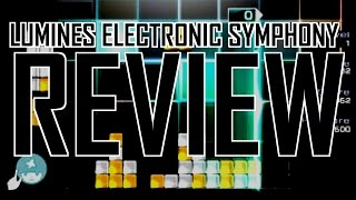 Lumines Electronic Symphony review