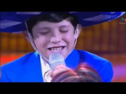 Eddy Valenzuela MATALAS Casting final La Academia kids