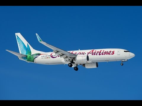 FSX:SE | Boeing 737-800 NGX - Caribbean Airlines | TFFR - TLPL | Hewanorra Int. Airport/ St. Lucia