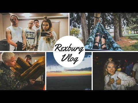 Week in the life of a BYUI Student- Rexburg Vlog!!