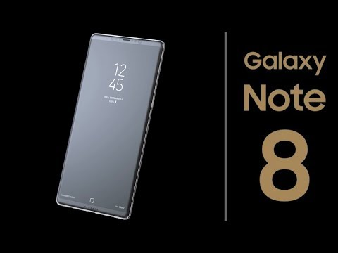 Galaxy Note 8: coming Aug 23rd!