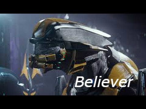 Believer | Halo Tribute (Imagine Dragons)