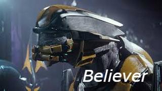 Believer | Halo Tribute (Imagine Dragons)